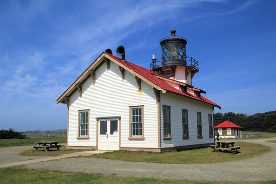 Point Cabrillo Light Station State Historic Park: Cabrillo Light Station