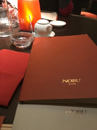 photo2.jpg - Picture of Nobu Milano, Milan - TripAdvisor