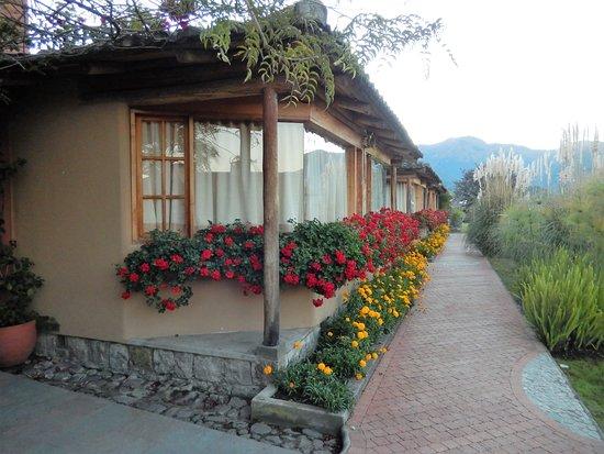 San Pablo Del Lago, الإكوادور: Hotel Grounds
