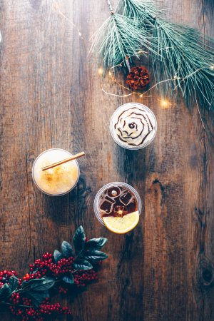 celebrate the best time of the year with lemonchas limited christmas drinks - Best Christmas Drinks