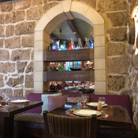 Nice Armenian food and atmosphere