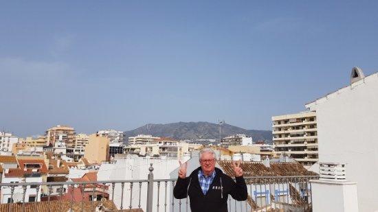 هوستال إيطاليا: Takterassen