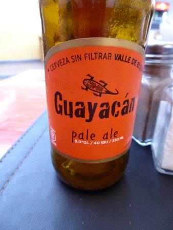 Club Social de Vicuna: beer