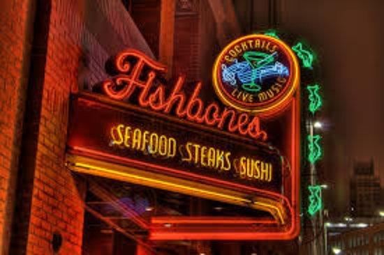 Fishbones detroit menu prices restaurant reviews for Fish bones restaurant