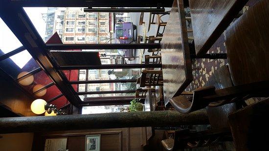L 39 horizon paris bastille oberkampf restaurant avis for Hotel rue de la roquette paris 11