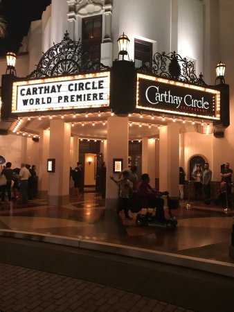 Carthay Circle Restaurant Anaheim Restaurant Reviews