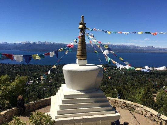 Stupa de la Iluminacion