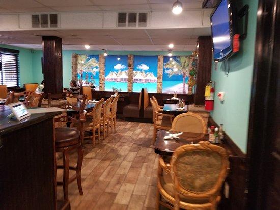 Las Brisas Mexican Restaurant Interior
