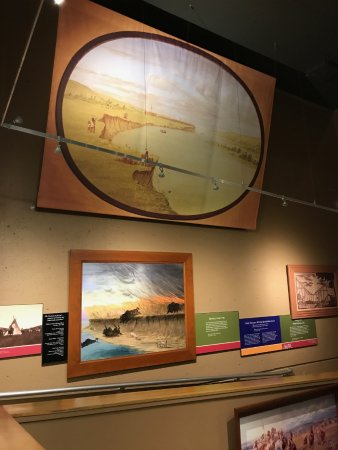 Ilwaco, WA: Inside the museum