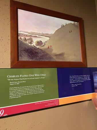 Ilwaco, واشنطن: Inside the museum
