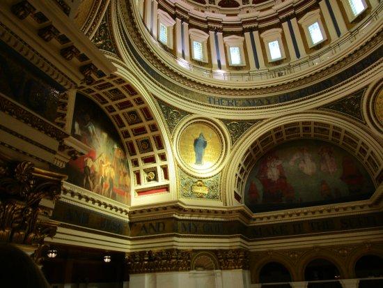 Pennsylvania State Capitol : Amazing art work