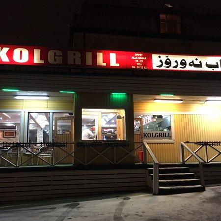 Newroz Kolgrill