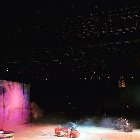 Malmo Arena : Disney on Ice - 2018 - Bilar
