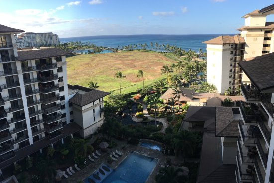 Beach Villas at Ko Olina: Photo From Living Room Lanai