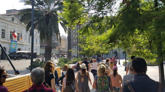 Free Walking Tour of Santiago: 20180204_102227_large.jpg