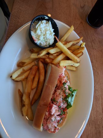 West Street Cafe: Lobster Roll