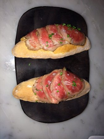 The Bazaar by Jose Andres: Philly Steak