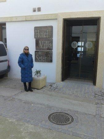 Hotel Villa de Setenil Picture