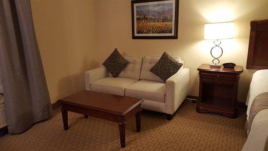Best Western Plus The Arden Park Hotel: Sitting area