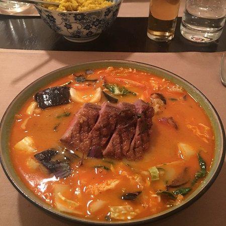 Asiatische Haute Cuisine