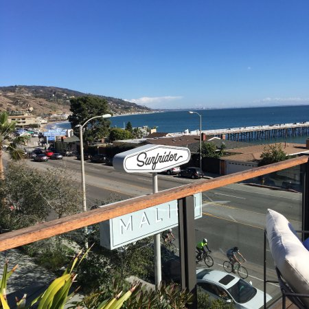 The Surfrider Malibu Photo