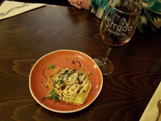 Eating Asheville: Strada