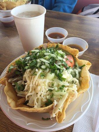 Taco De Mexico Photo