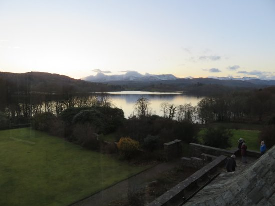 Cragwood Country House Hotel: View from our room