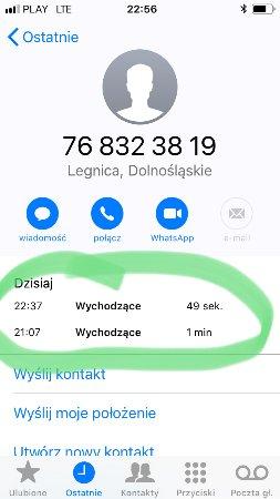 Glogow, Πολωνία: telefon