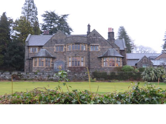 Cragwood Country House Hotel: View of the hotel
