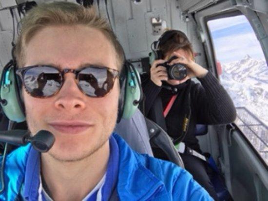 Air Zermatt : EXHILARATING FAMILY EXPERIENCE!!