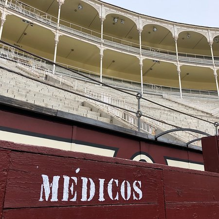 Las Ventas Tour: photo8.jpg