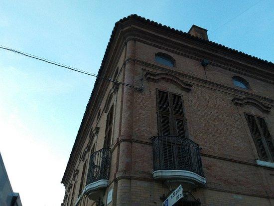 Palazzo Patrignani e Palazzo Tura