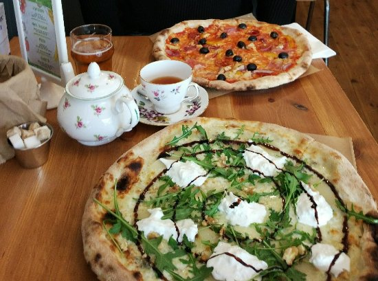 The Pizza Room London 237 Lower Rd Menu Prices