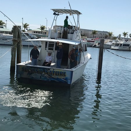 Key west fishing connection private charters aktuelle for Private fishing charters nj