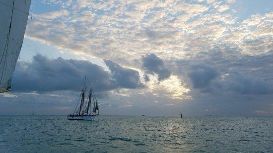Sebago Key West : Sunset sail