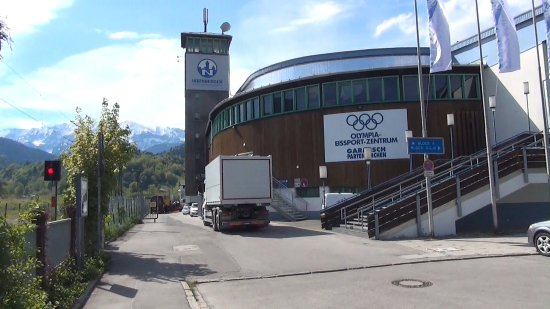 Olympia Eissport Zentrum