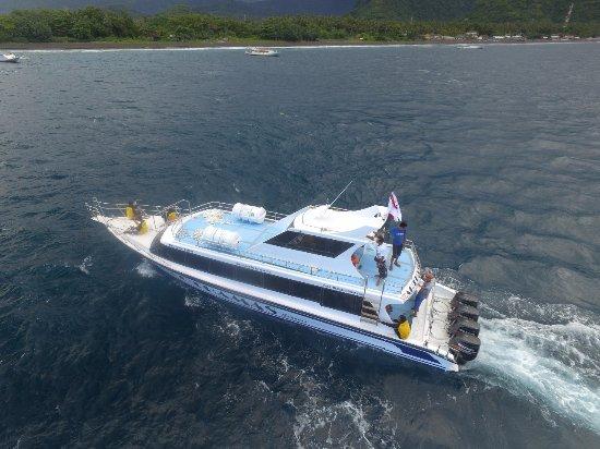 G-Force Fastboat Nusa Lembongan