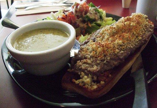 Renfrew, Canadá: Steak Sandwich