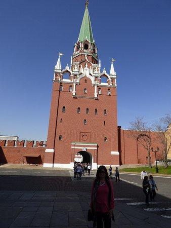 Kremlin Walls and Towers : Trinity Tower