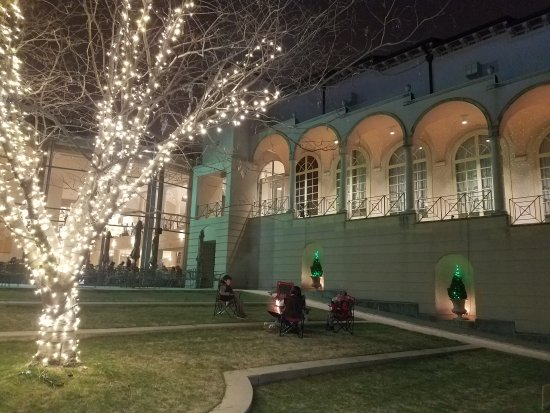 Philbrook Museum of Art: Festival of Lights