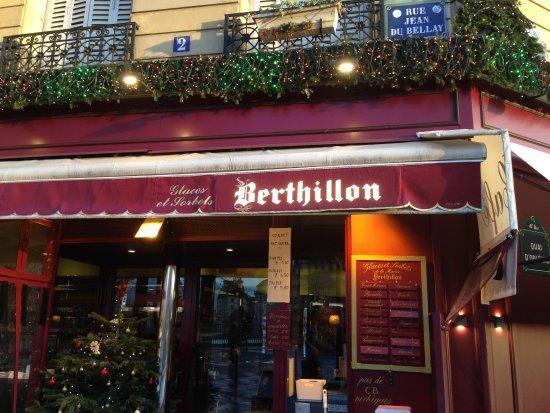 Berthillon : É aqui onde se come o melhor sorvete da galáxia