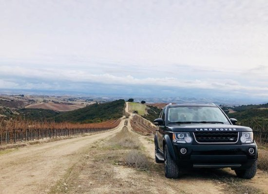 Off the Beaten Path - Paso Robles