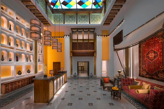 Souq Waqif Boutique Hotels by Tivoli: Lobby