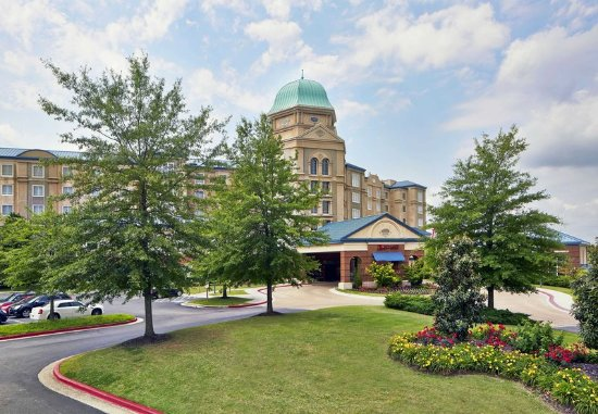 Marriott Shoals Hotel & Spa: Exterior