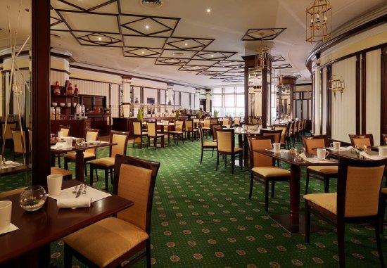 Moscow Marriott Grand Hotel: Restaurant