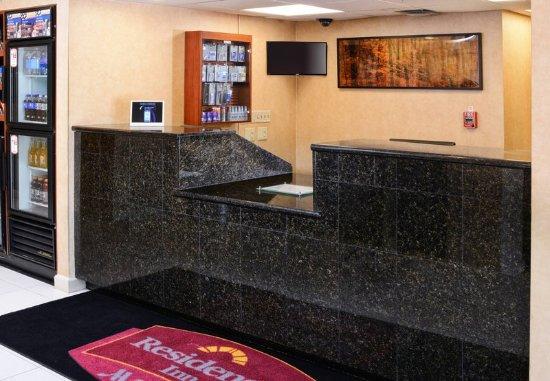 Residence Inn Dallas Las Colinas : Lobby