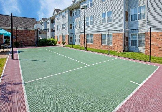 Residence Inn Merrillville: Health club