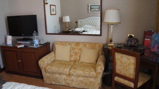 Hotel Internazionale: Quarto