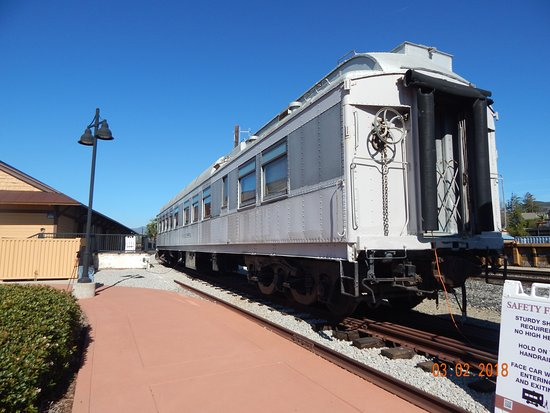 San Luis Obispo Railroad Museum
